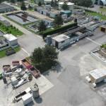 Trattamento rifiuti speciali non pericolosi tramite  la piattaforma sita presso l'impianto di depurazione  centralizzato di Govone